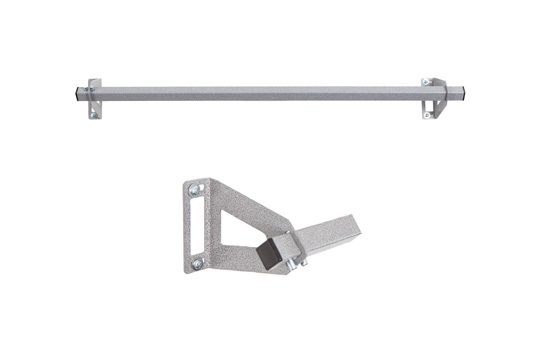 "35"" Single bar & Shed Bracket"