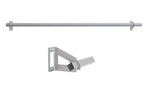 "51"" Single Bar & Shed Bracket"