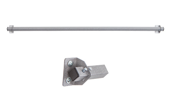 "51"" Single Bar & Short Bracket"