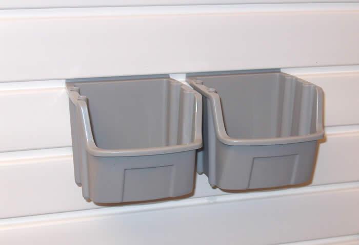 Utility Bins 2 Pack
