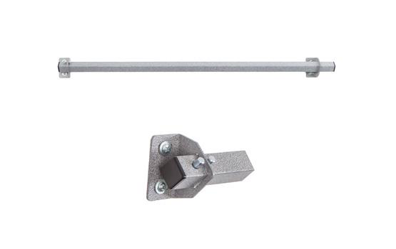 "35"" Single Bar & Short bracket"