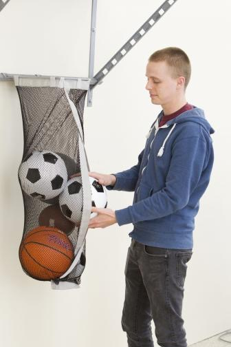 Large Sports Bag - Graphite Pearl