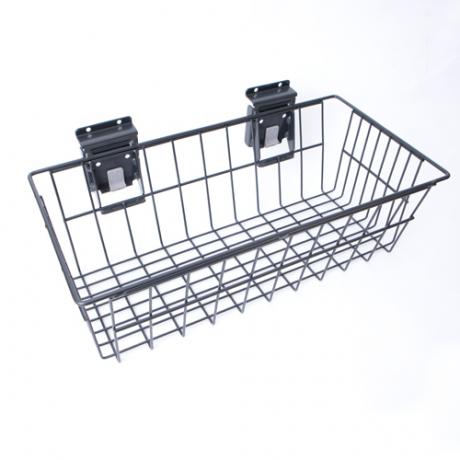 Wire Basket - Graphite Pearl - Locking
